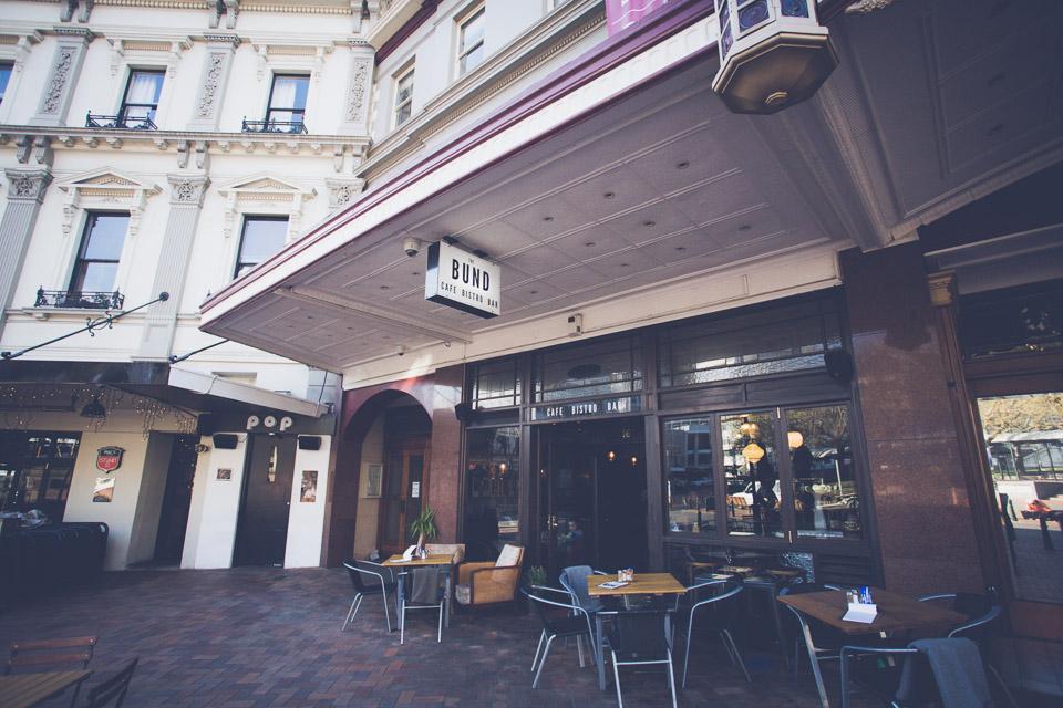 Storyworks | Bund Cafe Dunedin