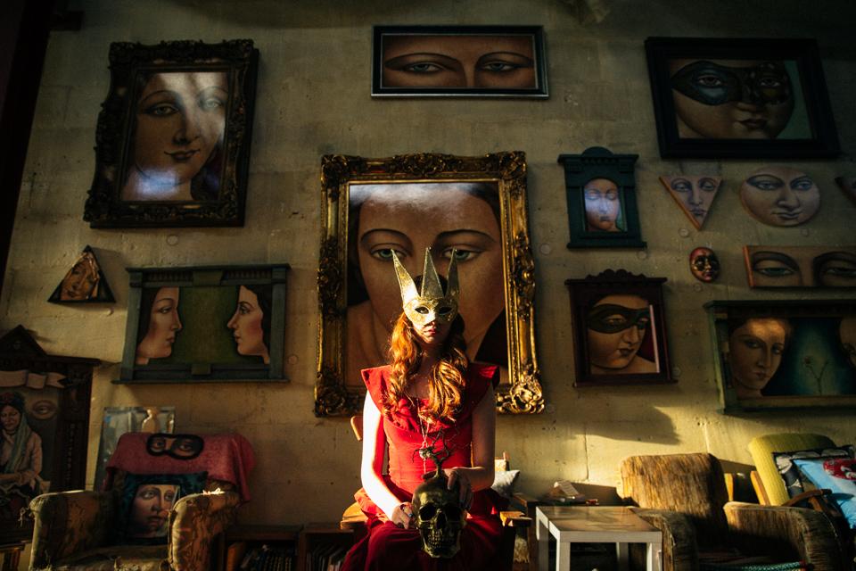 Storyworks | Molly Devine – Puppets Stills