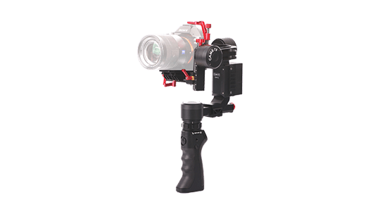 Storyworks | CAME Optimus hand-held gimbal