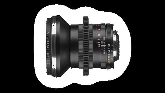 Storyworks | Zeiss ZF.2 21mm f/2.8 Distagon ( EF Mount + Duclos Cine-Mod )