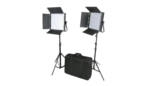 Storyworks | CAME-TV High CRI 1×1 LED Bi-Color light panels
