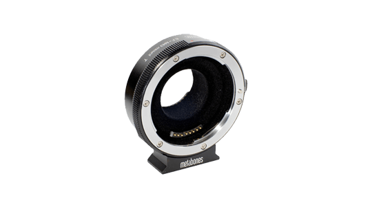 Storyworks | Metabones T Smart Adapter – Canon EF to Micro Four Thirds mount