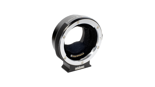 Storyworks | Metabones T Smart Adapter Mark IV for Canon EF or Canon EF-S Mount Lens to Sony E-Mount Camera