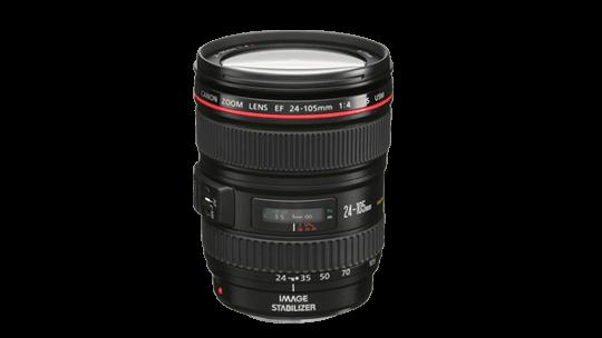 Storyworks | Canon EF 24-105mm f/4L IS USM Lens ( EF Mount )