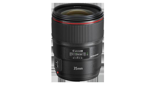 Storyworks | Canon EF 35mm f/1.4L II USM Lens ( EF Mount )