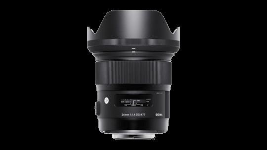 Storyworks | Sigma 24mm f/1.4 DG HSM Art Lens (EF Mount)