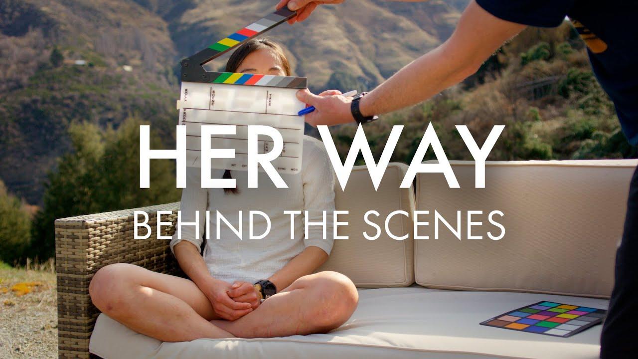 Storyworks | Salomon | Her Way – Behind The Scenes